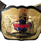 WWF World Tag Team Championship Replica Title Belt with Free Carrying Bag