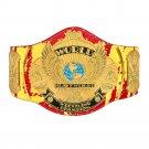 "WWE Hulk Hogan ""Hulkamania"" Signature Series Championship Replica Title Belt with Free Carrying Bag"