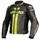 Valentino Rossi VR 46 Motorcycle / Motorbike MotoGP Racing Leather Jacket