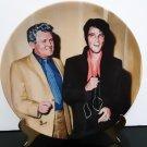 "Vintage 1992 - Elvis Presley Collectors Plate - ""Elvis Returns To The Stage""       (1590)"