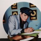"Vintage 1991 - Elvis Presley Collector's Plate - ""Closing The Deal""   Limited Edition     (1589)"