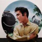 "Vintage 1990 - Elvis Presley Collectors Plate - ""Elvis In Hollywood""  Limited Edition      (1579)"