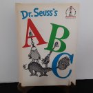 "Vintage 1963 ""Dr. Seuss"" Classic Children's Book - ABC - Hard Cover!   (1948)"
