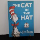 "Vintage 1957 - Dr. Seuss ""The Cat In The Hat"" Hard Cover Book    (1647)"