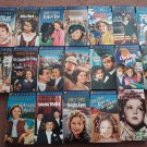 Shirley Temple - Lot of 19 Classic Shirley Temple Movies on VHS Tapes