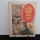 Vintage 1973 - Best Loved Nursery Rhymes And Songs Hardcover Book     (1682)