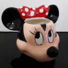 Walt Disney - Minnie Mouse 3D Mug by Applause    (1688)