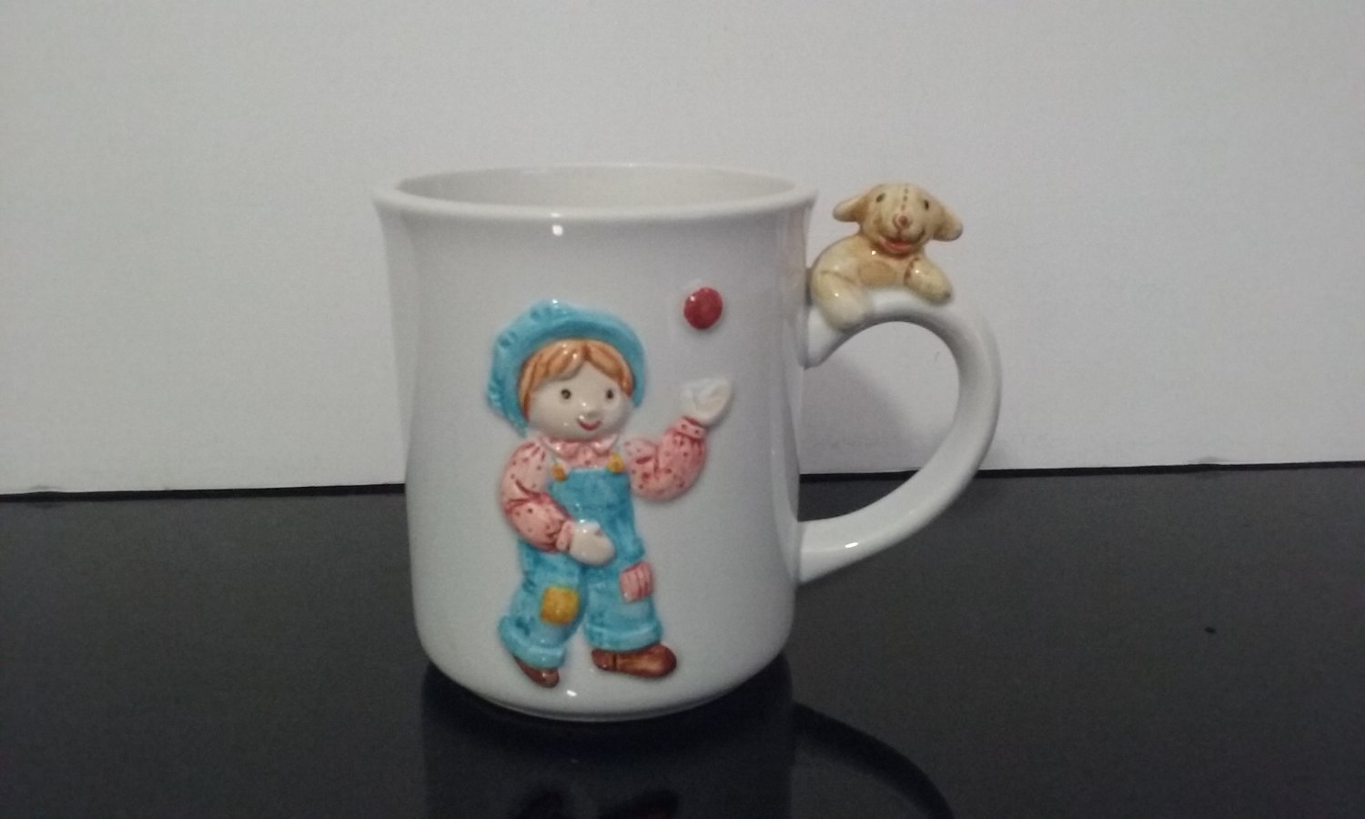 Vintage Holly Hobbie - Robby - Little Blessings - Mug - Made in Japan   (1216)