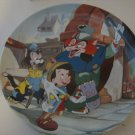 "Vintage 1990 - Walt Disney ""It's an Actors Life For Me"" collector plate - With Box & Certs  (118)"
