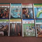 Vintage 1980/90's - 8 Time Life Hardcover Books - A Child's Fist Library Of Learning    (1718)