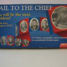 Vintage 1995 - Hail to the Chief  Board Game - The Presidential Election Game    (120)