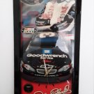 "Limited Edition Jebco - Wood lacquer - Nascar ""Dale Earnhardt"" Wall Clock         (1604)"