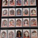 1989 NBA All-Star Cards - Michael Jordan - Magic Johnson - Charles Barkley - 20 Cards    (1633)