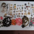 A Steal! 75 Piece Vintage Avon Jewelry Grab Bag     (1739)