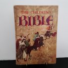 "Vintage 1972 - ""The Children's Bible"" - Western Publishing Company     (1742)"