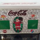 Vintage 1994 Coca-Cola Christmas / Santa Claus - Trading Cards - Set of 20 Cards  (1096)