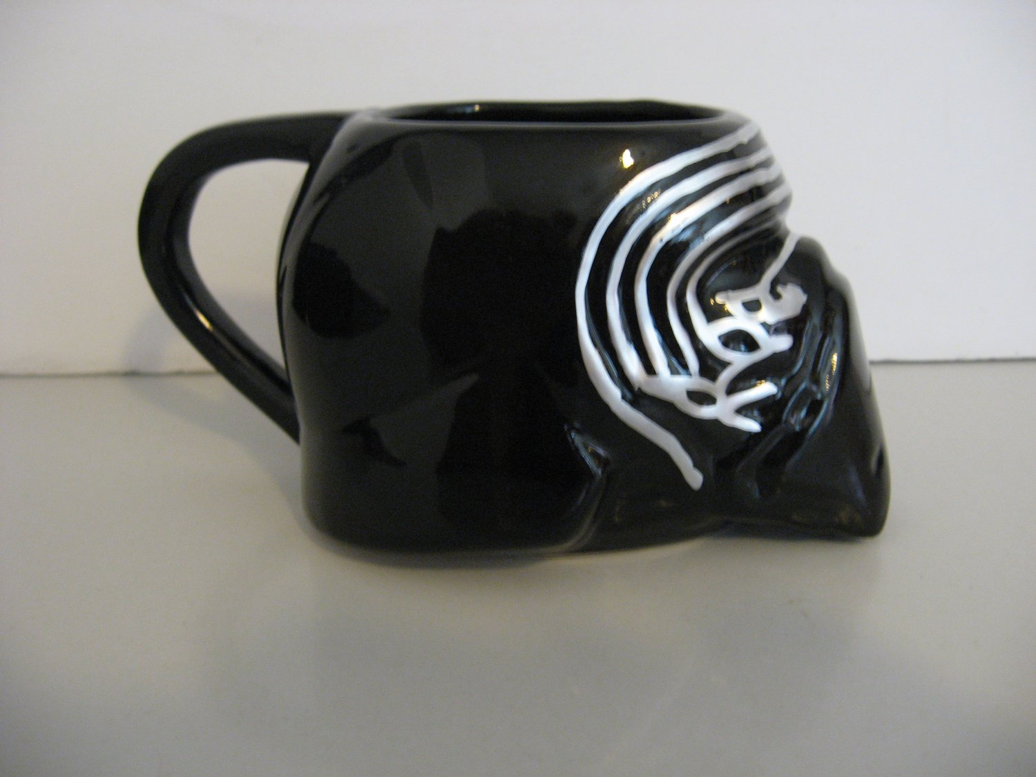 Star Wars Episode VII: The Force Awakens - Kylo Ren 3D Molded Ceramic Mug