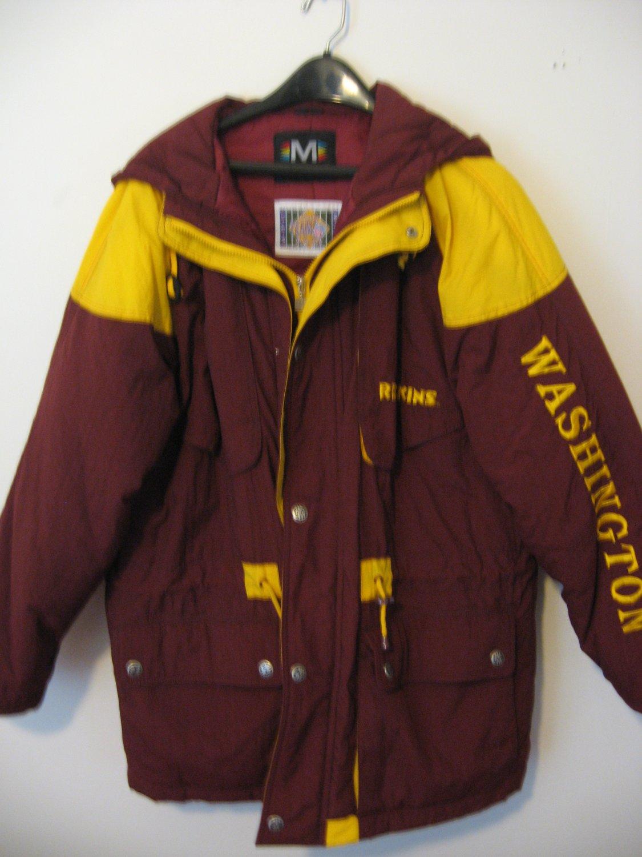 Rare - Vintage 1980's Washington Redskins Jacket - Large