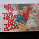 Vintage 1986 Milton Bradley - Go To The Head Of The Class Deluxe Edition - Complete