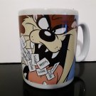 "Oversize Mug - Looney Tunes - Tasmanian Devil - ""I Take A Little Coffee With My Sugar"""