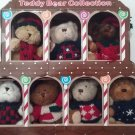 Costco Teddy Bear Collection - 7 Christmas Teddy Bears