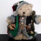 16' Christmas Santa Bear