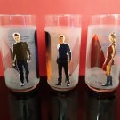 "Star Trek! Set of 3 ""Burger King"" Star Trek Glasses"