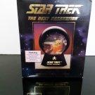 1993 - Star Trek Enterprise NCC-1701-D Lighted/Musical Globe Halodome