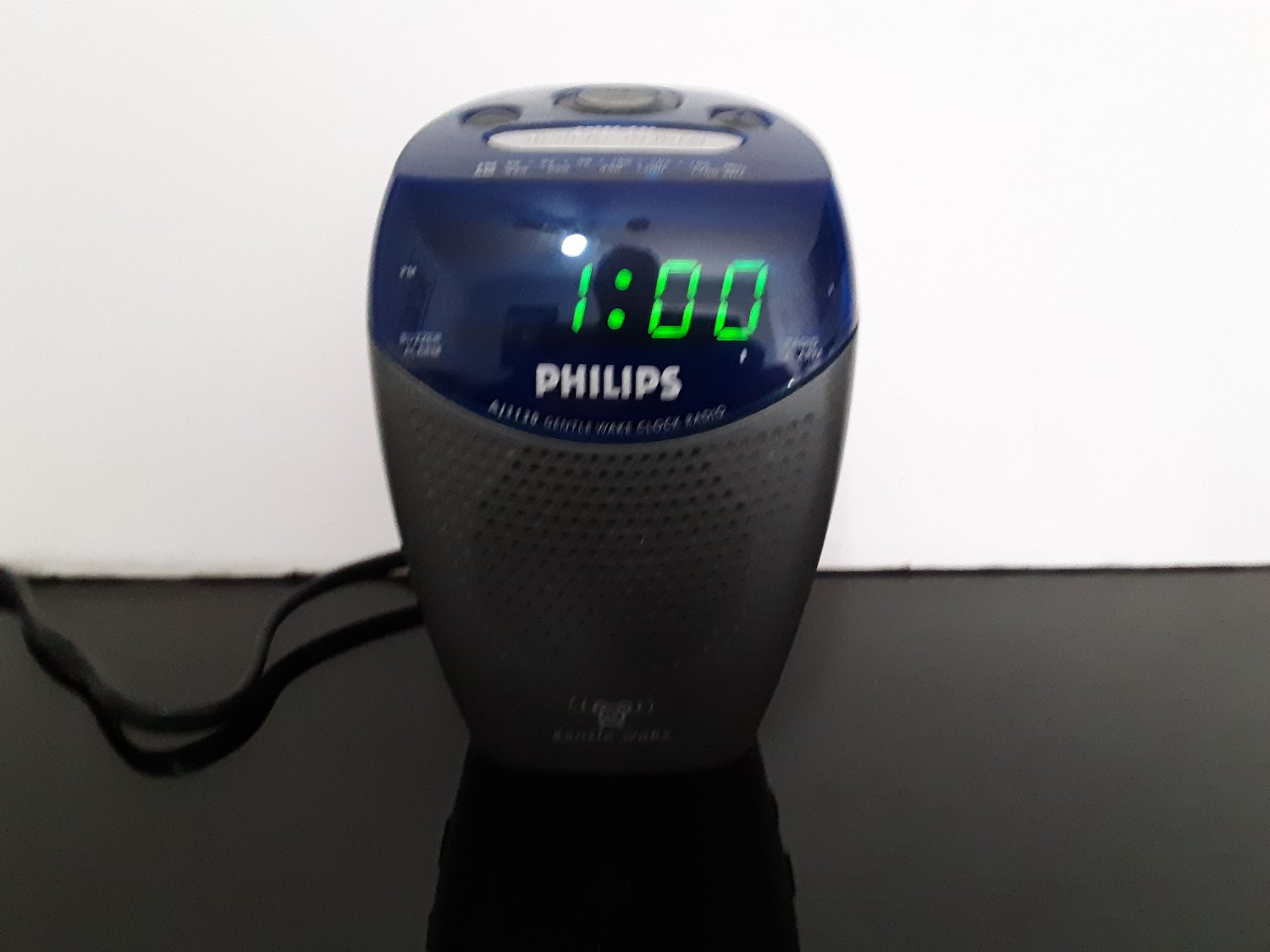 Philips - Alarm Clock Radio
