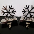 Vintage 2 - Snowflake Stocking Holders!