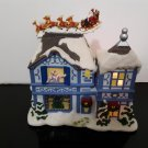 "Partylite Christmas Music Box / Candle Holder ""The Night Before Christmas"""