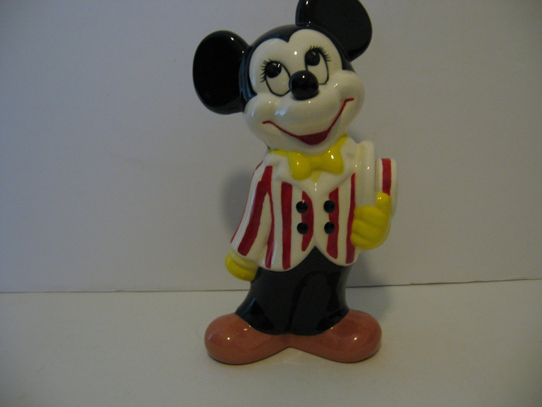 Disney - Mickey Mouse Ceramic Figurine