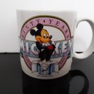 "Vintage - Walt Disney Co. Mickey Mouse ""Sixty Years With You""  Mug"