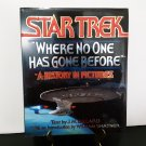 Vintage 1994 - Star Trek Collectors Book