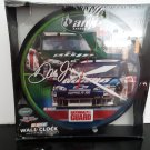"NEW! Dale Jr. Nascar 12"" Wall Clock"