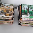 115 Vintage New Yorker & Cooks Magazines