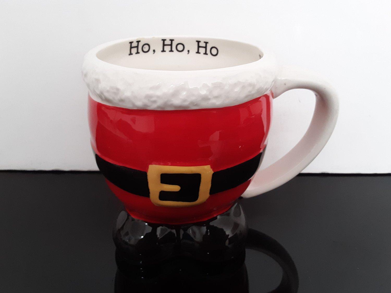 Santa Clause - Ho Ho Ho Santa Claus Mug