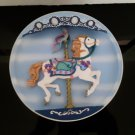 Rhodes Studio 1992 Carousel Horse ''Joyful Jumper'' Limited Edition Musical Plate