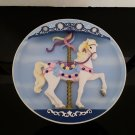 Rhodes Studio 1992 Carousel Horse ''Sweet Stander'' Limited Edition Musical Plate