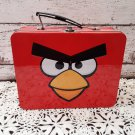 Vintage Angry Birds 3D Tin Lunch Box