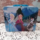 Vintage Frozen 3D Tin Lunch Box