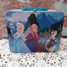 Vintage Frozen 3D Tin Lunch Box