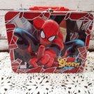 Vintage Spiderman 3D Tin Lunch Box