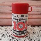 Vintage Disney 101 Dalmatians Thermos