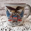 200th Anniversary 1776-1976  Coffee Mug - Made In Japan