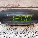 Vintage Sony Dream Machine Dual Alarm Clock Radio - Large Display!