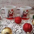 Classic Coca-Cola Santa Claus - Set of 2 Mugs