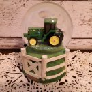 Vintage John Deere Tractor Music Box