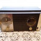 Vintage 1950/60's Zenith AM/FM Alarm Clock Tube Radio