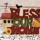 Bless Our Home - Decorative Display